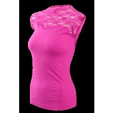 DEDRA VIRGINIE top - pink (VIRGINIE top - pink)