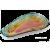 DEDRA Harmony dekoratív üveg tál nagy (Harmony dekoratív üveg tál nagy)