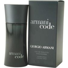 Giorgio Armani Code EDT 75 ml parfüm és kölni