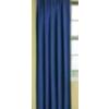 Kész fényzáró blackout sötétítő függöny középkék I.160R/Cikksz:01210374