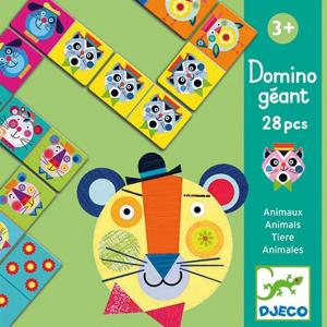DJECO Óriás dominó - Állatok