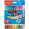 MAPED Color'Peps Duo filctollak, 10 szín (PL_962946_847010)