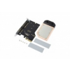 Aquacomputer kryoM.2 PCIe 3.0 x4 adapter for M.2 NGFF PCIe SSD, M-Key with water block /53224/
