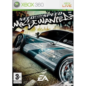 EA Games NEED FOR SPEED MOST WANTED Classics HU Xbox 360