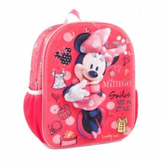 Minnie Mouse Minnie 3D plüss hátizsák, 12,5\