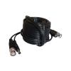 ProVision -ISR PR-CA10B szerelt koax- és tápkábel kamerákhoz