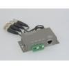 A-MAX AXGL010 passzív video balun 4 csat, RJ45, 8-as sorkapocs, lengő BNC