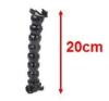 Sec-CAM SJ/GP-104, 6 csuklótagos műanyag KONZOL - SJCAM és GoPro akciókamerához - SJCAM SJ4000, SJ5000, X1000 sorozatokhoz videókamera kellék