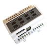 Satel INTIORS 35 mm-es DIN-RAIL sínre szerelhető ki- és bementi bővítő, INTEGRA és CA64P riasztóközponthoz