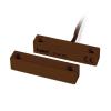 Satel B1MBR mágneses érzékelő, közepes méret, barna szín