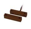 Satel B1MBR mágneses érzékelő, közepes méret, barna szín biztonságtechnikai eszköz