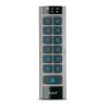 Satel PK01 önálló ajtóvezérlőmodul, PIN kód és proximitykártya olvasó