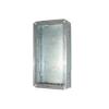 FARFISA ACI FARFISA FA/MA72 kültéri hátsó doboz két modul részére, 128x245 mm