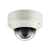 Samsung SNV7084P motoros kültéri vandálbiztos nagydinamikájú mechanikus Day&Night 3 megapixeles varifokális IP Dome kamera, 1/2.8-os Progressive EXMOR CMOS chip