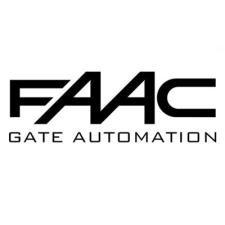 Faac F490095 617 sorompó talplemeze biztonságtechnikai eszköz