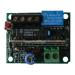 Proteco PRX4331 1 csatornás vevö, 433 MHz, AM, 12Vac-dc, 9 kód - Impulzusos, relés kimenet, max 200mA terhelhetőség, kontroll LED
