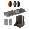 Proteco KIT-MOVER15 - tolókapu kit, 1db MOVER15 tolókapu motor, 1db Q60S vezérlés, beépített fixkódos rádióvevővel