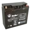 DIAMEC DM12-20UPS akkumulátor biztonságtechnikai rendszerekhez és elektromos játékokhoz