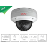 DVC DCN-VF743 4Mp vandálbiztos dome kamera fix objektívvel