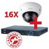 Dahua PACK-V16-HDBV2200RZ 16 db HDBW2200RZ kamera, NVR4216 rögzítővel