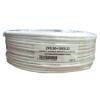 VEZETÉK 10x0.22+2x05 (mm²), 10 eres erősített biztonságtechnikai, riasztó kábel.