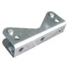 Metz T 080 kis UNItartó aluminium csappalMetz T080
