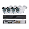 EuroVideo EVS-C04/IC720PA28 CVI szett, 1 db EVD-C04/50A1FH, 4 db EVC-TC-IC720PA28