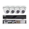 EuroVideo EVS-C04/DV1080PA CVI szett, 1 db EVD-C04/50A1FH, 4 db EVC-TC-DV1080PA