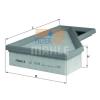 MAHLE ORIGINAL (KNECHT) MAHLE ORIGINAL LX1213 levegőszűrő