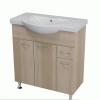 Aqualine Keramia Fresh Mosdótartó szekrény mosdóval 50083