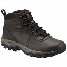 Columbia Newton Ridge Plus II Waterproof Túracipő D (1594731-p_231-Cordovan)
