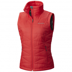 Columbia Mighty Lite III Vest Mellény D (1476771-p_653-Red Camellia)