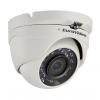 "EuroVideo EVC-TV-DV1080PAK 1080p TVI dome kamera, 1/2,7"" CMOS, 3,6 mm optika, 20 m IR, DNR, OSD, D-WDR, IP66, 12 VDC"