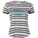 LonsdaleYD Stripe női póló