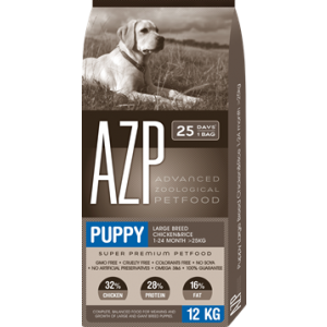 AZP Puppy Large Breed Chicken & Rice (12kg)