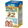 Vitalkid22 Multifrutti kapszula 60x