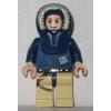 LEGO Han Solo minifigura Hoth öltözetben