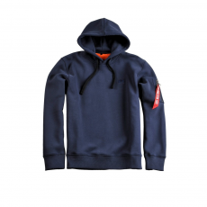 Alpha Industries X-Fit Hoody - replica blue