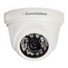 "EuroVideo EVC-TG-DO380AI 1/3"" HDIS 800 TV soros beltéri dome kamera, 3,6 mm, 10 m IR, 12 VDC, 0,5 A"