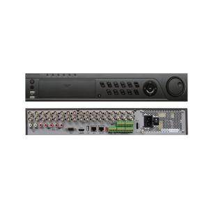 EuroVideo EVD-32/400A4-960 32 csatornás H.264 asztali DVR, 4 hang BE, 400 fps/960H max felbontás,16/8 alarm I/O,4x4 TB SATA HDD