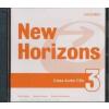 Oxford University Press Paul Radley - Daniela Simons - Rónán McGuinness: New Horizons 3 Class Audio CD
