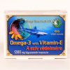 DR.CHEN OMEGA-3+ E-VIT. KAPSZULA 1300 MG