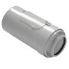 Tricox PAEE05 egyenes ellenőrző idom PPs/Alu 110/160mm