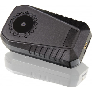 EuroVideo EVD-01/030A1PRT 1 csat. Mini hordozható DVR 30fps 1Audio akkumulátort tartalmaz
