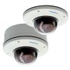 GEOVISION GV IP VD1500 IP vandálbiztos dome kamera, 1,3 MP, 30fps@1280x1024, f=3-9mm, (F/1,2)
