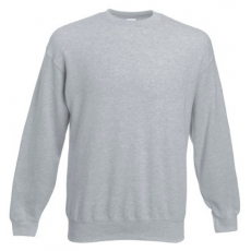 Fruit of the Loom HEATHER GREY 62-202 pulóver XXXL
