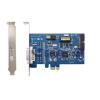 GEOVISION GV 650B/8 8 csatornás megfigyelő rendszer max 50 fps, max 704x576 felb., 4 audio, PCI-E 1x