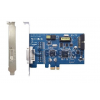 GEOVISION GV 600B/8 8 csatornás megfigyelő rendszer max 25 fps, max 704x576 felb., 4 audio, PCI-E 1x