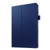Samsung Galaxy Tab E 9.6 Notesz Tok T560 RMPACK Belső keret védelemmel Sötétkék