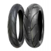 Shinko 011 VERGE RADIAL ( 180/55 ZR17 TL W Rear )